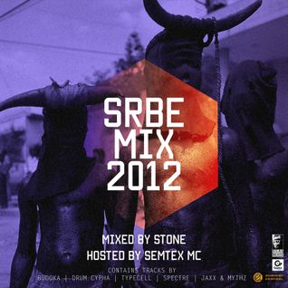 Stone & Semtex MC - SRBE Mix003 (2012)