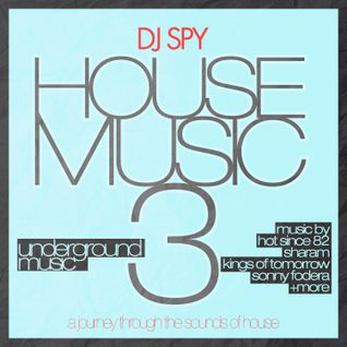 DJ SPY - House Music Vol 3