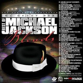 Dj Danny Dee The Best Of Michael Jackson Blends