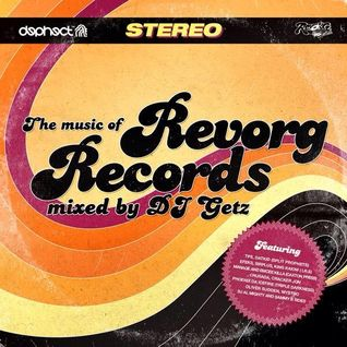 Revorg Records mix by DJ Getz