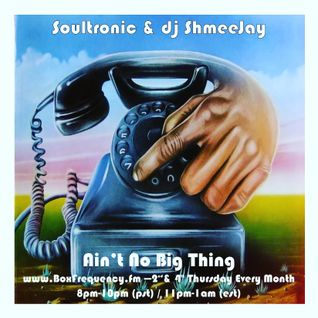 Soultronic & dj ShmeeJay - Ain't No Big Thing - 2016-01-28