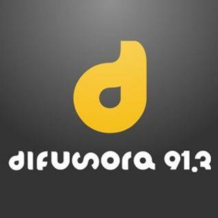 Tiago Schneider - Difusora FM  (Part 1) May 2012