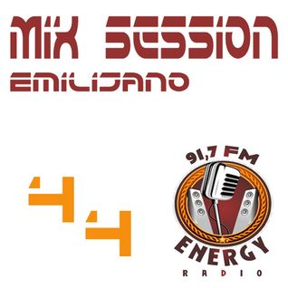 Emilijano - Mix Session 44 [Energy Radio]