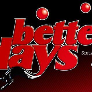 """Better Days 2"" - NRJ France - 01 Aout 2015 : Bibi & Yan Parker"
