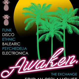 Awaken - August 2014 - Promo Mix