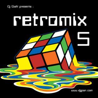 DJ GIAN - RETRO MIX VOL 5 (POP 80'S)