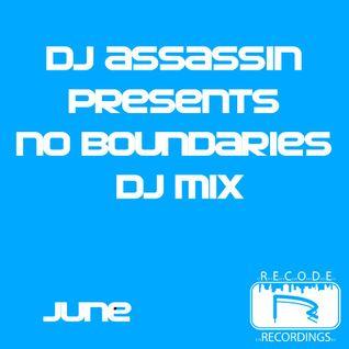 Dj Assassin No Boundaries June 2013 Part 1