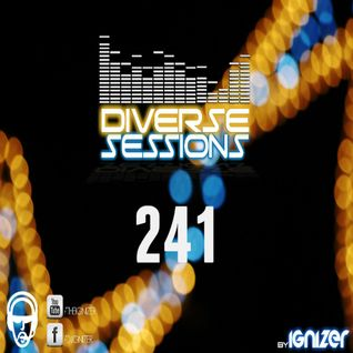 Ignizer - Diverse Sessions 241 Antrologic Guest Mix