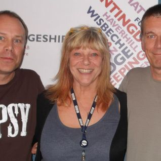 BlackDogHat Live Interview and Music with Sue Marchant BBC Cambridgeshire