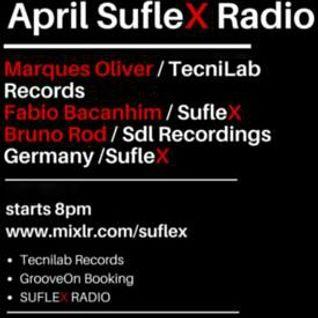 Fabio Bacanhim Suflex Podcast 17-04-2016