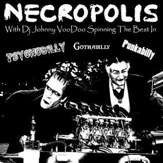 Dj Johnny Voodoo - Necropolis 3.6.16