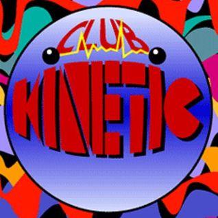 Sy - Club Kinetic 4th Birthday Bash, 3rd May 1996