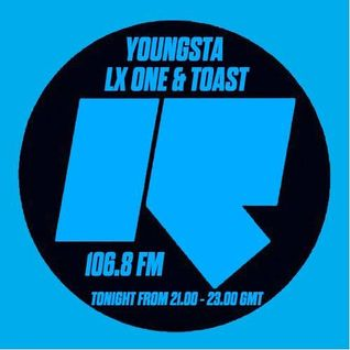 Youngsta b2b Icicle Rinse FM 8.7.13