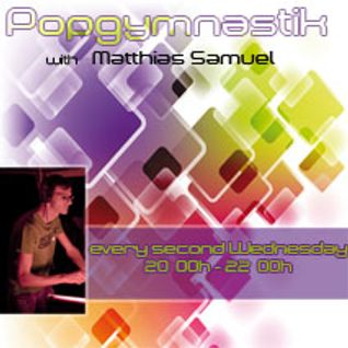 Matthias Samuel @ Popgymnastik#13 - 04.07.2012