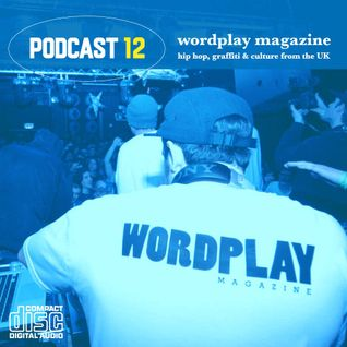 Wordplay Podcast 012|Hosted by Vice|September 2015|One year anniversary show|