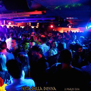 Max P DJ live @ Dream - Festa della Donna