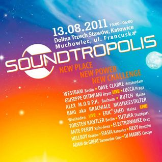 NEXY @ SOUNDTROPOLIS 2011 (Katowice, PL) [NEXY Stream 002]