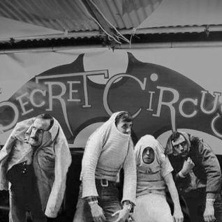 Preview.Secret Circus.My opening set.Chris Scaramanga.