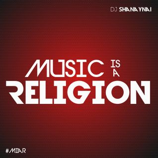 Music is a Religion #03