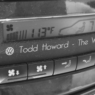 Todd Howard- The Warm Up- August 2011