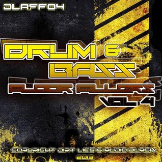 Various Artists - Drum & Bass Floor Fillers 2013 Vol.4 (Album MegaMix)