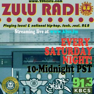 Zulu Radio - Nov 1st, 2014