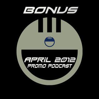 Robert Nowicki - April  2012 BONUS promo podcast