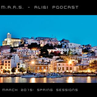 M.A.R.S. - Alibi Podcast March 2015: Spring Sessions