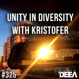 Kristofer - Unity in Diversity 325 @ Radio DEEA (04-04-2015)