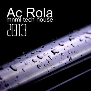 |ketum] minimal tech house mixed by Ac Rola LG MGbooking tel Aviv