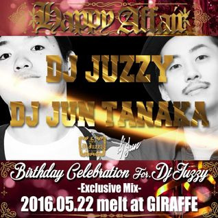 "Birthday Bash Mixtape ""2016.05.23 melt at GIRAFFE"""