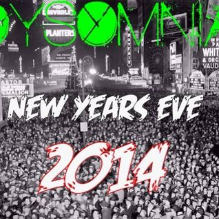 DYSOMNIA NEW YEARS EVE 2014