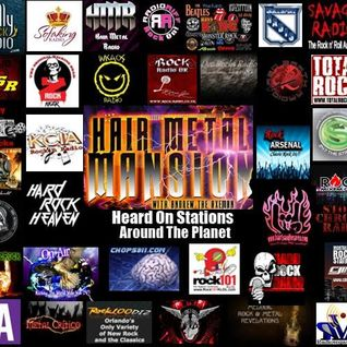 Hair Metal Mansion Radio Show #456