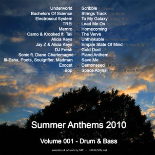 MK - Summer Anthems Vol. 01 - Drum & Bass