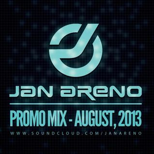 JanAreno - Promo Mix (Aug 2013)