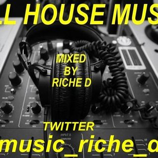 Old skool house mixed by Riche D