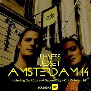 Dj Ryan Brasco Mix For UNESS & JEDSET ADE14 COMPLIATION feat: Exclusive CarlCox & SecondCity Track