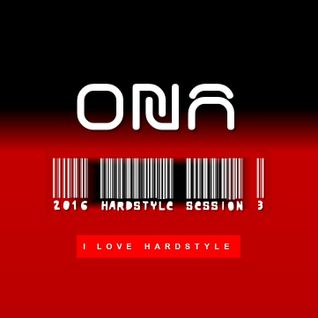 DJ ONA | I Love Hardstyle Episode #3