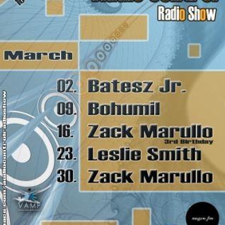 Zack Marullo @ Audio Control 3rd B-Day - Nudisco Edition