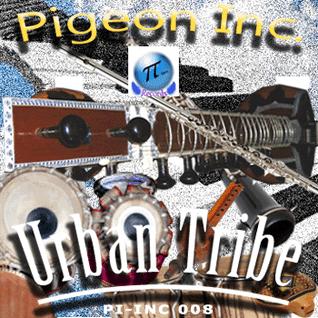 "Pigeon Inc. ""Urban Tribe"" Album Promo Mix (Mixed Live in Pigeon's Coop)"