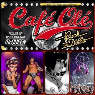 Le` FunnK ..... Live @ Space Ibiza Tour @ McQueen, 25/08/13