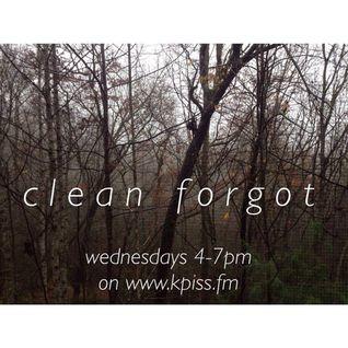 Clean Forgot Radio: kpiss.fm, February 10, 2016