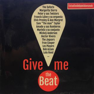 The beat, give me the beat …