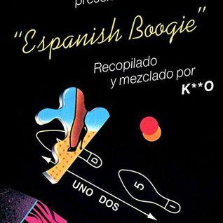 "K**O ""Espanish Boogie"" (October 2008)"