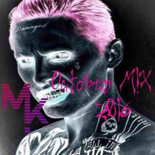 October Mix 2016 (mixed by MARV!N K!M)