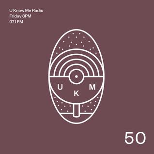 U Know Me Radio #50 | JNKP Guest Mix!