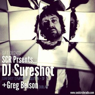 SCR Presents DJ Sureshot x Greg Belson