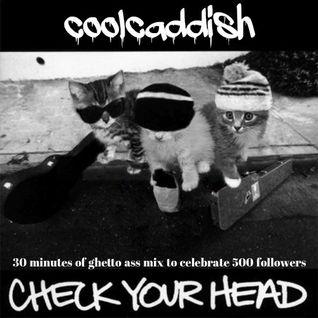 check yo head 500 followers edition