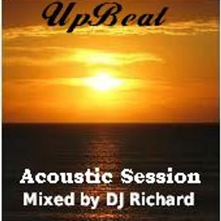 UpBeat 009 Acoustic Session Mixed by DJ Richard