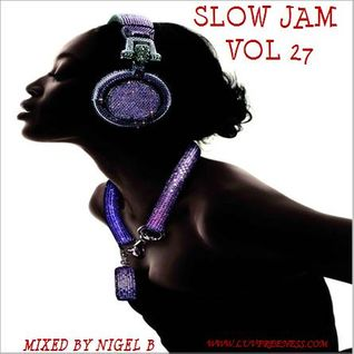 NIGEL B (SLOW JAM 27 FEMALE)